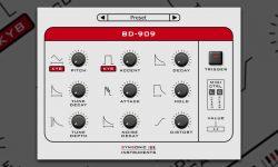Synsonic BD-909 Free VST Plugin
