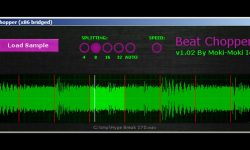 MokiMoki Beat Chopper VST Plugin