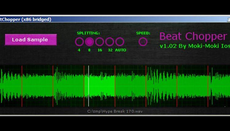 Beat Chopper VST Plugin | Free Download For Windows