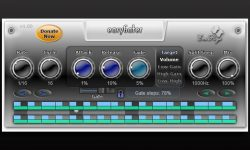 EasyGater - Free VST and AU Gate Plugin