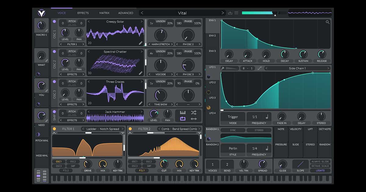 Download Vital VST Synth Free Today