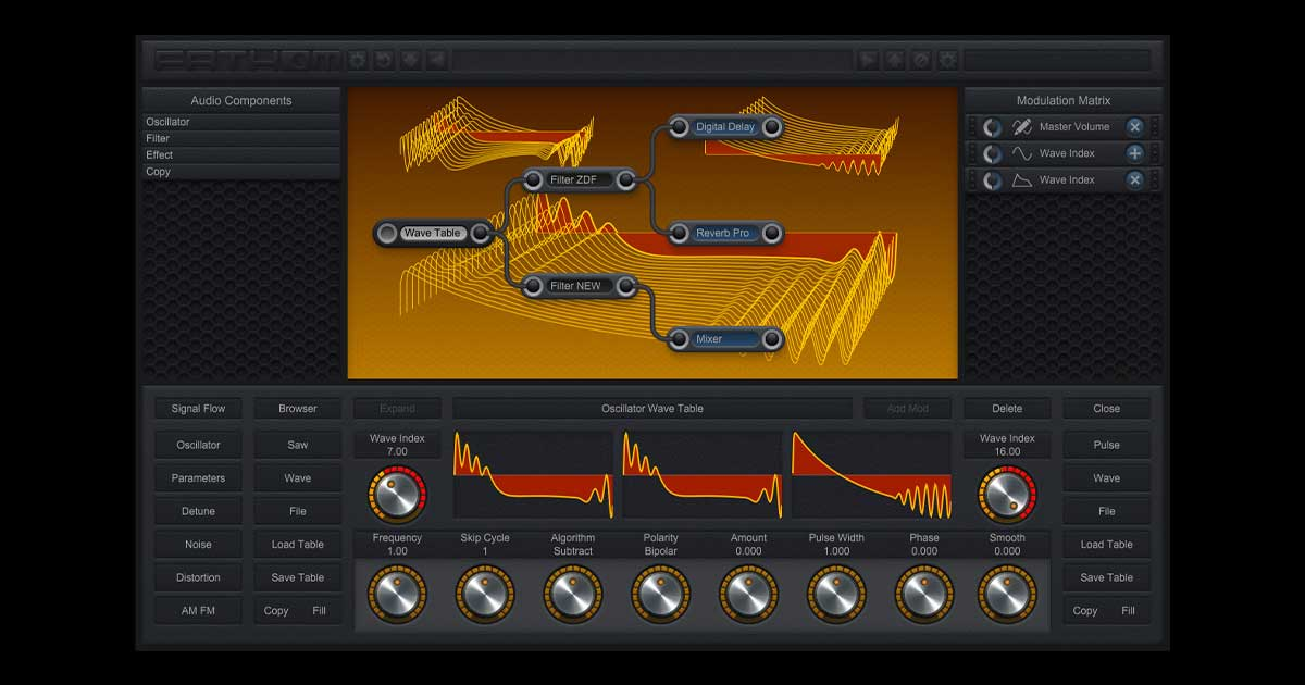 Download Fathom Mono VST Synth For PC & Mac Free