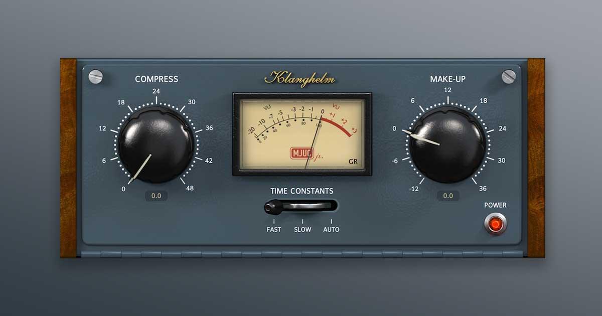 Download Klanghelm MJUC Jr Compressor For PC & Mac Now