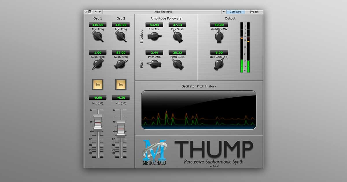 Download Metric Halo Thump Free For PC & Mac Now