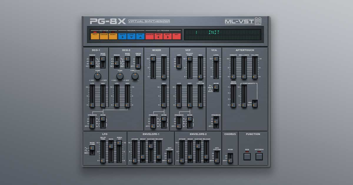 Download PG-8X Free Now