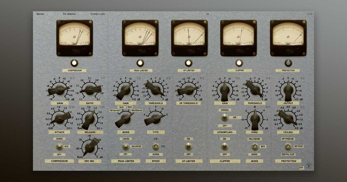 Download Vladg Limiter 6 For PC & Mac Today