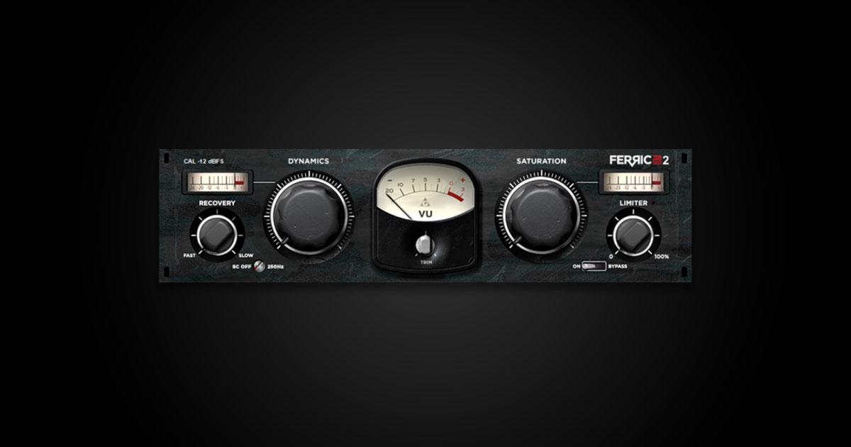 Get Variety Of Sound - FerricTDS Mk II VST Free Now